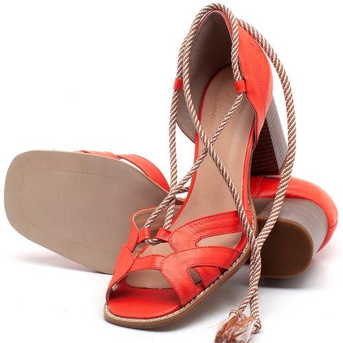 Laranja_Lima_Shoes_Sapatos_Femininos_Sandalia_Laranja_Lima_Shoes_Classic_Salto_de_6_cm_em_Couro_Laranja_-_Codigo_-_3661_2