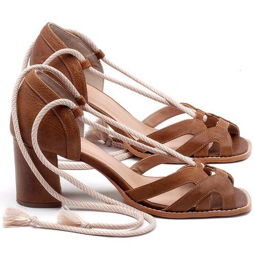 Laranja_Lima_Shoes_Sapatos_Femininos_Sandalia_Laranja_Lima_Shoes_Classic_Salto_de_6_cm_em_Couro_Caramelo_-_Codigo_-_3661_1