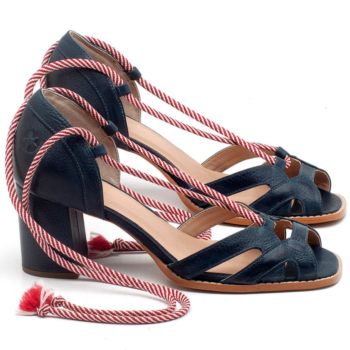 Laranja_Lima_Shoes_Sapatos_Femininos_Sandalia_Laranja_Lima_Shoes_Classic_Salto_de_6_cm_em_Couro_Marinho_-_Codigo_-_3661_1