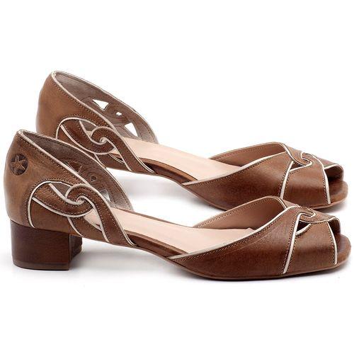 Laranja_Lima_Shoes_Sapatos_Femininos_Sandalia_Laranja_Lima_Shoes_Classic_Salto_de_4_cm_em_Couro_Marrom_-_Codigo_-_3662_1