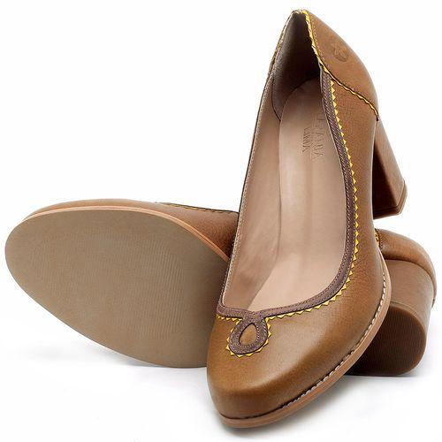 Laranja_Lima_Shoes_Sapatos_Femininos_Scarpin_Salto_Medio_de_6_cm_em_Couro_Marrom_-_Codigo_-_3664_2