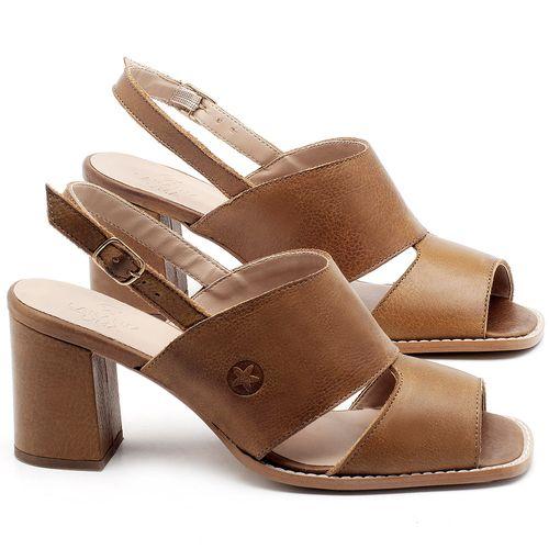 Laranja_Lima_Shoes_Sapatos_Femininos_Sandalia_Laranja_Lima_Shoes_Classic_Salto_de_6_cm_em_Couro_Marrom_-_Codigo_-_3666_1