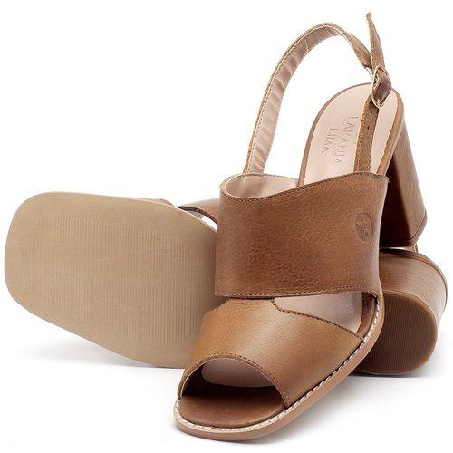 Laranja_Lima_Shoes_Sapatos_Femininos_Sandalia_Laranja_Lima_Shoes_Classic_Salto_de_6_cm_em_Couro_Marrom_-_Codigo_-_3666_2