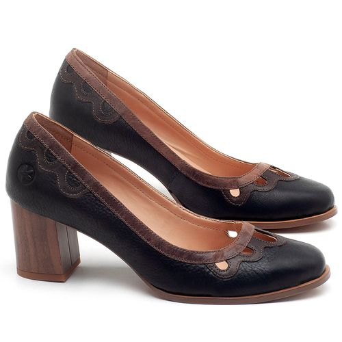Laranja_Lima_Shoes_Sapatos_Femininos_Scarpin_Salto_Medio_de_6_cm_em_Couro_Preto_-_Codigo_-_3670_1