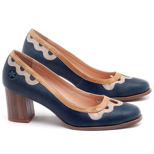 Laranja_Lima_Shoes_Sapatos_Femininos_Scarpin_Salto_Medio_de_6_cm_em_Couro_Azul_-_Codigo_-_3670_1