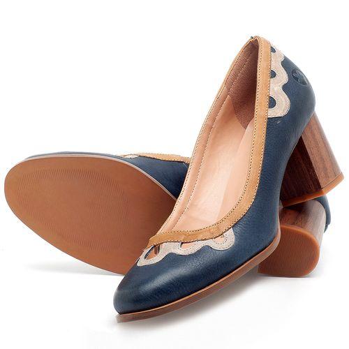 Laranja_Lima_Shoes_Sapatos_Femininos_Scarpin_Salto_Medio_de_6_cm_em_Couro_Azul_-_Codigo_-_3670_2