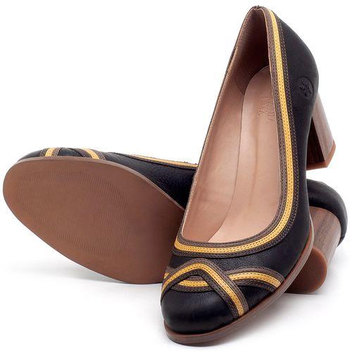 Laranja_Lima_Shoes_Sapatos_Femininos_Scarpin_Salto_Medio_de_6_cm_em_Couro_Preto_-_Codigo_-_3672_2