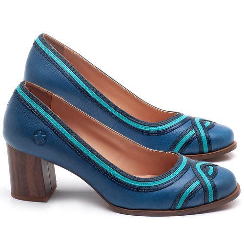 Laranja_Lima_Shoes_Sapatos_Femininos_Scarpin_Salto_Medio_de_6_cm_em_Couro_Azul_-_Codigo_-_3672_1