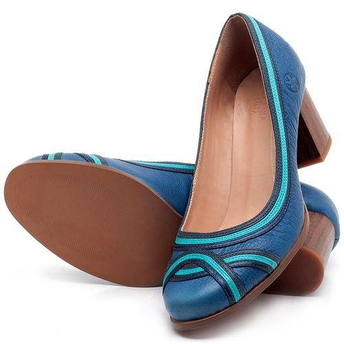Laranja_Lima_Shoes_Sapatos_Femininos_Scarpin_Salto_Medio_de_6_cm_em_Couro_Azul_-_Codigo_-_3672_2