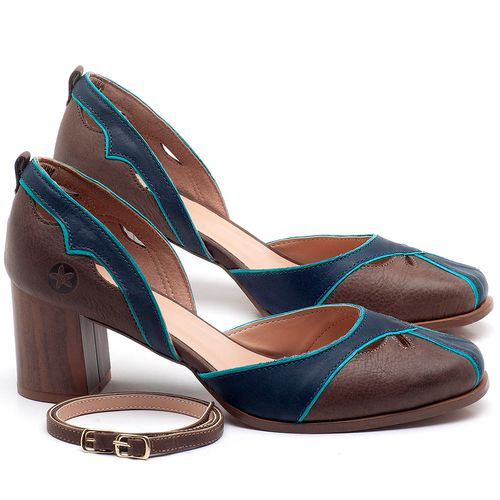 Laranja_Lima_Shoes_Sapatos_Femininos_Scarpin_Salto_Medio_de_6_cm_em_Couro_Bicolor_-_Codigo_-_3673_1