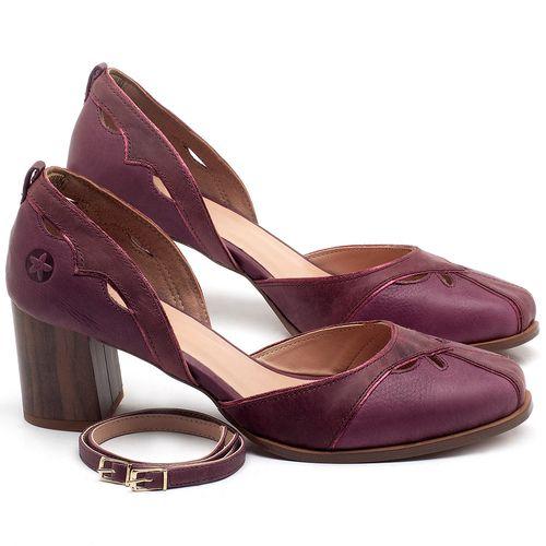 Laranja_Lima_Shoes_Sapatos_Femininos_Scarpin_Salto_Medio_de_6_cm_em_Couro_Roxo_-_Codigo_-_3673_1