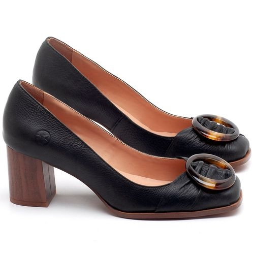 Laranja_Lima_Shoes_Sapatos_Femininos_Scarpin_Salto_Medio_de_6_cm_em_Couro_Preto_-_Codigo_-_3675_1