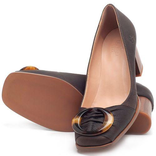 Laranja_Lima_Shoes_Sapatos_Femininos_Scarpin_Salto_Medio_de_6_cm_em_Couro_Cafe_-_Codigo_-_3675_2
