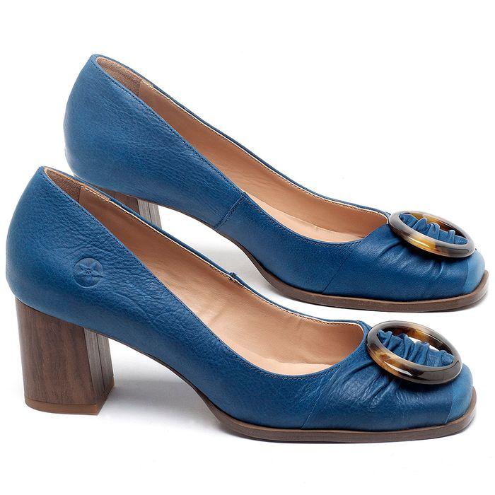 Laranja_Lima_Shoes_Sapatos_Femininos_Scarpin_Salto_Medio_de_6_cm_em_Couro_Azul_-_Codigo_-_3675_1