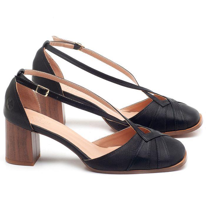 Laranja_Lima_Shoes_Sapatos_Femininos_Scarpin_Salto_Medio_de_6_cm_em_Couro_Preto_-_Codigo_-_3676_1