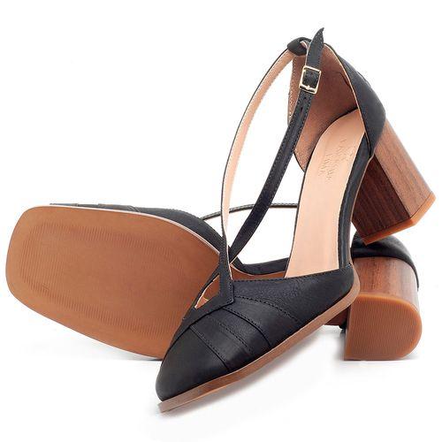 Laranja_Lima_Shoes_Sapatos_Femininos_Scarpin_Salto_Medio_de_6_cm_em_Couro_Preto_-_Codigo_-_3676_2