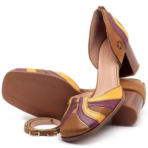 Laranja_Lima_Shoes_Sapatos_Femininos_Scarpin_Salto_Medio_de_6_cm_em_Couro_Multicolor_-_Codigo_-_3677_2