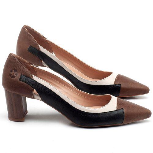Laranja_Lima_Shoes_Sapatos_Femininos_Scarpin_Salto_Medio_de_6_cm_em_Couro_Multicolor_-_Codigo_-_3682_1