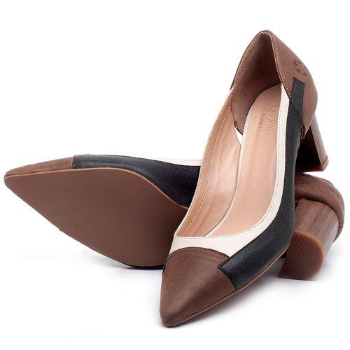 Laranja_Lima_Shoes_Sapatos_Femininos_Scarpin_Salto_Medio_de_6_cm_em_Couro_Multicolor_-_Codigo_-_3682_2
