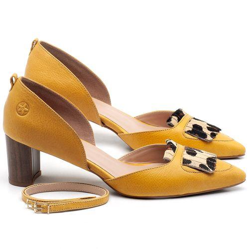 Laranja_Lima_Shoes_Sapatos_Femininos_Scarpin_Salto_Medio_de_6_cm_em_Couro_Amarelo_-_Codigo_-_3684_1