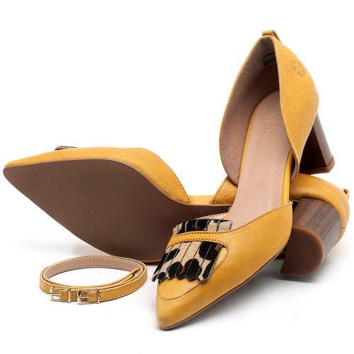Laranja_Lima_Shoes_Sapatos_Femininos_Scarpin_Salto_Medio_de_6_cm_em_Couro_Amarelo_-_Codigo_-_3684_2