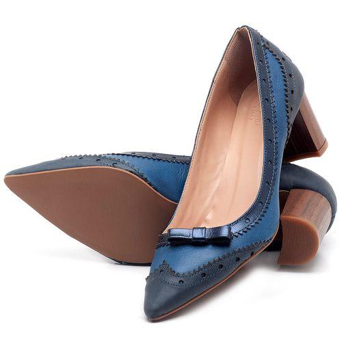 Laranja_Lima_Shoes_Sapatos_Femininos_Scarpin_Salto_Medio_de_6_cm_em_Couro_Azul_-_Codigo_-_3685_2