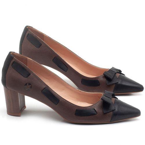 Laranja_Lima_Shoes_Sapatos_Femininos_Scarpin_Salto_Medio_de_6_cm_em_Couro_Marrom_-_Codigo_-_3686_1