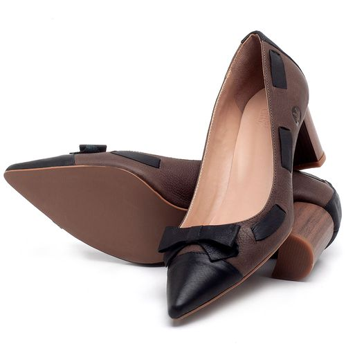 Laranja_Lima_Shoes_Sapatos_Femininos_Scarpin_Salto_Medio_de_6_cm_em_Couro_Marrom_-_Codigo_-_3686_2
