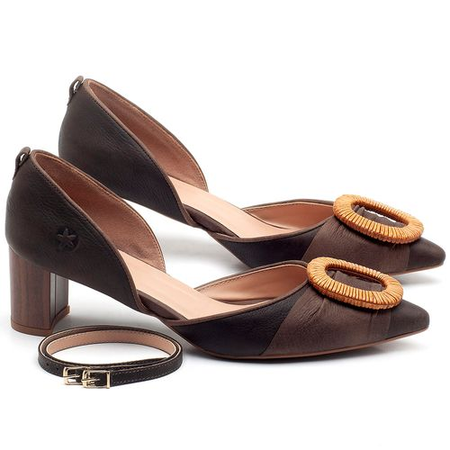 Laranja_Lima_Shoes_Sapatos_Femininos_Scarpin_Salto_Medio_de_6_cm_em_Couro_Cafe_-_Codigo_-_3687_1