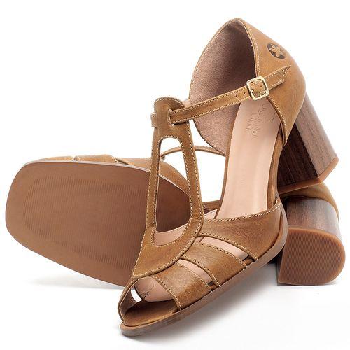 Laranja_Lima_Shoes_Sapatos_Femininos_Sandalia_Laranja_Lima_Shoes_Classic_Salto_de_8_cm_em_Couro_Caramelo_-_Codigo_-_3689_2