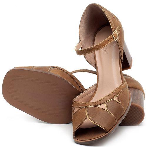 Laranja_Lima_Shoes_Sapatos_Femininos_Sandalia_Laranja_Lima_Shoes_Classic_Salto_de_6_cm_em_Couro_Caramelo_-_Codigo_-_3691_2
