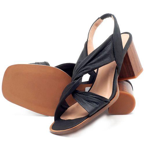 Laranja_Lima_Shoes_Sapatos_Femininos_Sandalia_Laranja_Lima_Shoes_Classic_Salto_de_6_cm_em_Couro_Preto_-_Codigo_-_3692_2