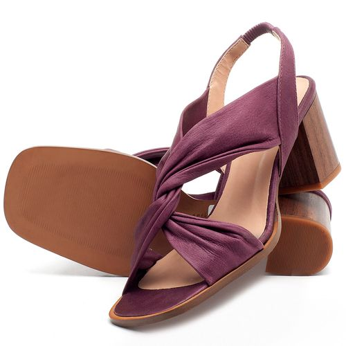 Laranja_Lima_Shoes_Sapatos_Femininos_Sandalia_Laranja_Lima_Shoes_Classic_Salto_de_6_cm_em_Couro_Roxo_-_Codigo_-_3692_2