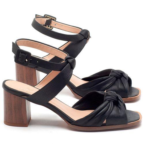 Laranja_Lima_Shoes_Sapatos_Femininos_Sandalia_Laranja_Lima_Shoes_Classic_Salto_de_6_cm_em_Couro_Preto_-_Codigo_-_3693_1