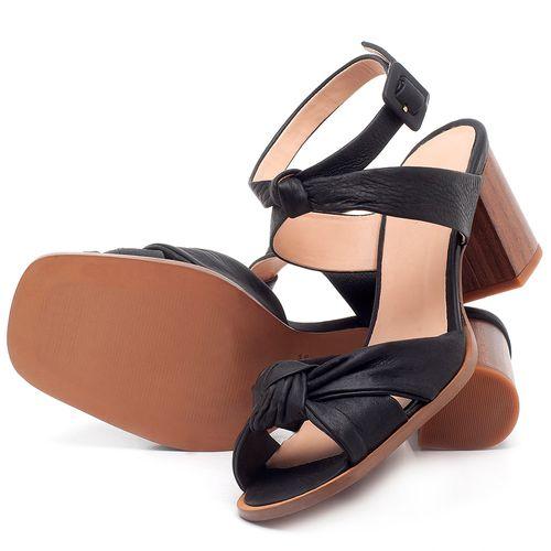 Laranja_Lima_Shoes_Sapatos_Femininos_Sandalia_Laranja_Lima_Shoes_Classic_Salto_de_6_cm_em_Couro_Preto_-_Codigo_-_3693_2