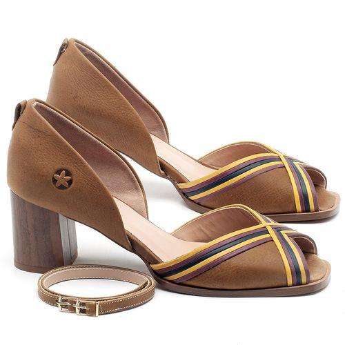 Laranja_Lima_Shoes_Sapatos_Femininos_Sandalia_Laranja_Lima_Shoes_Classic_Salto_de_6_cm_em_Couro_Caramelo_-_Codigo_-_3694_1