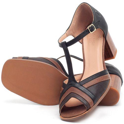 Laranja_Lima_Shoes_Sapatos_Femininos_Sandalia_Laranja_Lima_Shoes_Classic_Salto_de_6_cm_em_Couro_Bicolor_-_Codigo_-_3696_2