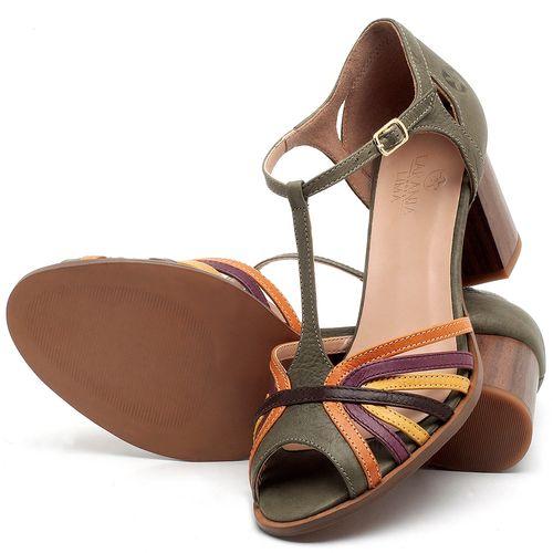 Laranja_Lima_Shoes_Sapatos_Femininos_Sandalia_Laranja_Lima_Shoes_Classic_Salto_de_6_cm_em_Couro_Multicolor_-_Codigo_-_3697_2