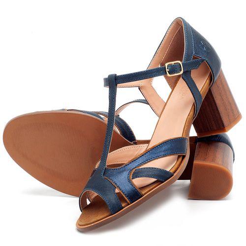 Laranja_Lima_Shoes_Sapatos_Femininos_Sandalia_Laranja_Lima_Shoes_Classic_Salto_de_6_cm_em_Couro_Azul_-_Codigo_-_3698_2
