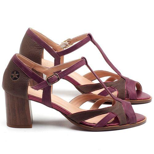 Laranja_Lima_Shoes_Sapatos_Femininos_Sandalia_Laranja_Lima_Shoes_Classic_Salto_de_6_cm_em_Couro_Roxo_-_Codigo_-_3698_1