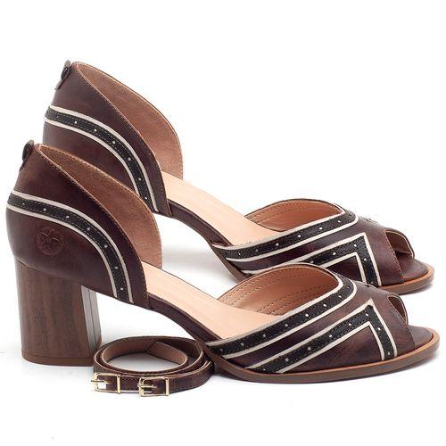 Laranja_Lima_Shoes_Sapatos_Femininos_Sandalia_Laranja_Lima_Shoes_Classic_Salto_de_6_cm_em_Couro_Marrom_-_Codigo_-_3699_1