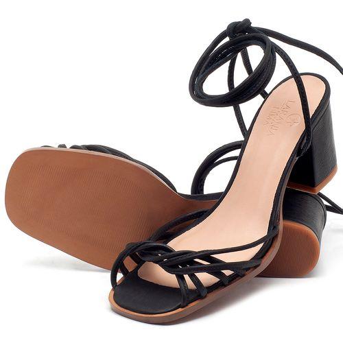 Laranja_Lima_Shoes_Sapatos_Femininos_Sandalia_Laranja_Lima_Shoes_Classic_Salto_de_6_cm_em_Couro_Preto_-_Codigo_-_3702_2