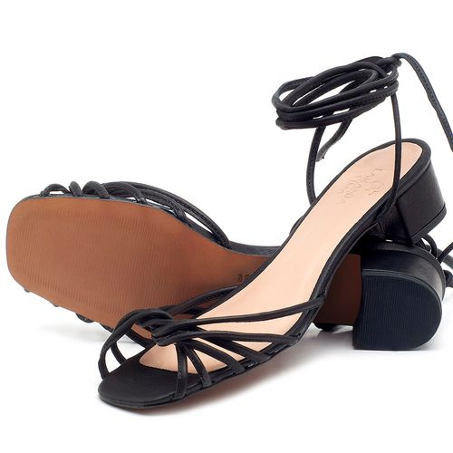 Laranja_Lima_Shoes_Sapatos_Femininos_Sandalia_Laranja_Lima_Shoes_Classic_Salto_de_6_cm_em_Couro_Preto_-_Codigo_-_3703_2