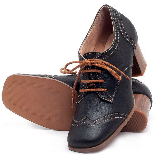 Laranja_Lima_Shoes_Sapatos_Femininos_Oxford_Laranja_Lima_Shoes_Salto_de_6_cm_em_Couro_Preto_-_Codigo_-_3704_2