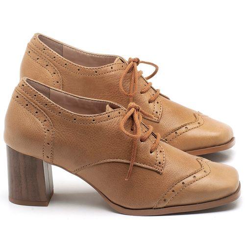 Laranja_Lima_Shoes_Sapatos_Femininos_Oxford_Laranja_Lima_Shoes_Salto_de_6_cm_em_Couro_Caramelo_-_Codigo_-_3704_1