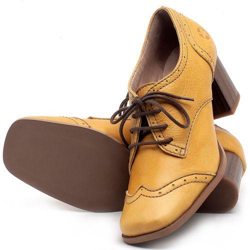 Laranja_Lima_Shoes_Sapatos_Femininos_Oxford_Laranja_Lima_Shoes_Salto_de_6_cm_em_Couro_Amarelo_-_Codigo_-_3704_2