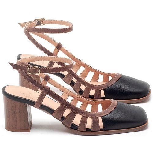 Laranja_Lima_Shoes_Sapatos_Femininos_Scarpin_Salto_Medio_de_6_cm_em_Couro_Bicolor_-_Codigo_-_3706_1