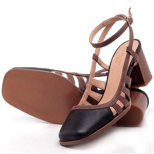 Laranja_Lima_Shoes_Sapatos_Femininos_Scarpin_Salto_Medio_de_6_cm_em_Couro_Bicolor_-_Codigo_-_3706_2