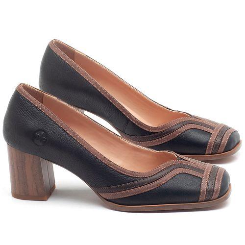 Laranja_Lima_Shoes_Sapatos_Femininos_Scarpin_Salto_Medio_de_5_cm_em_Couro_Preto_-_Codigo_-_3708_1