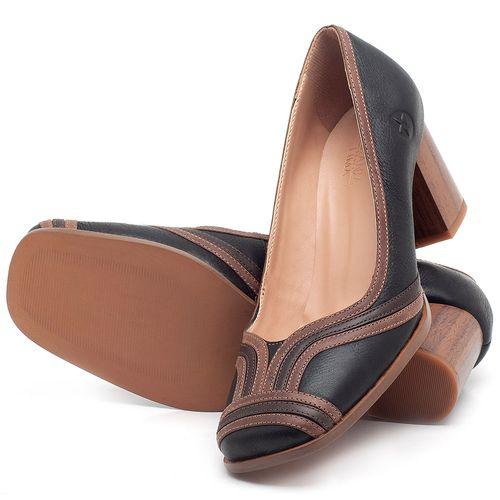 Laranja_Lima_Shoes_Sapatos_Femininos_Scarpin_Salto_Medio_de_5_cm_em_Couro_Preto_-_Codigo_-_3708_2